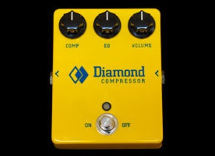 Diamond Pedals Compressor