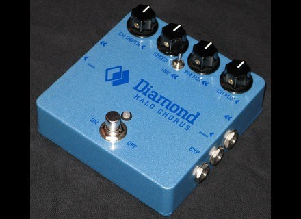 Diamond Pedals Halo Chorus