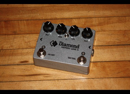 Diamond Pedals Memory Lane Jr.