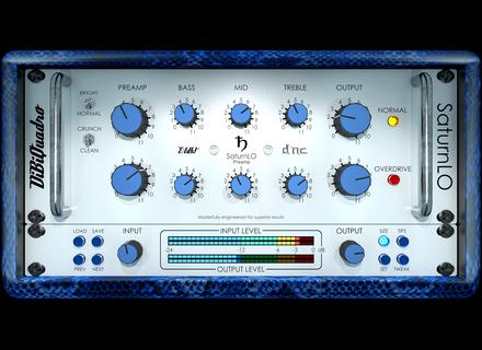 DiBiQuadro Audio SaturnLO