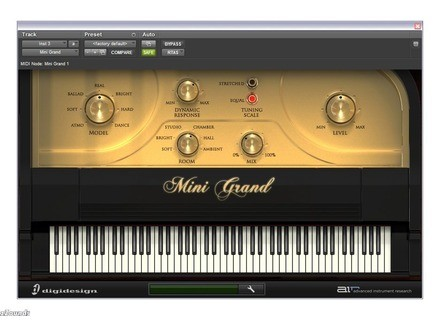 Digidesign AIR Mini Grand