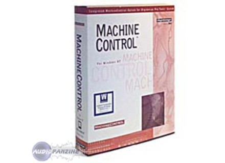 Digidesign Machine Control
