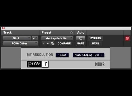 Digidesign POW-R