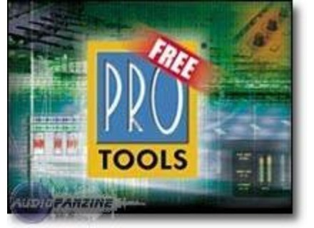Digidesign Pro Tools Free