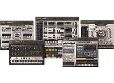 Digidesign Pro Tools Instrument Expansion Pack