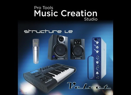 Digidesign Pro Tools Music Creation Studio