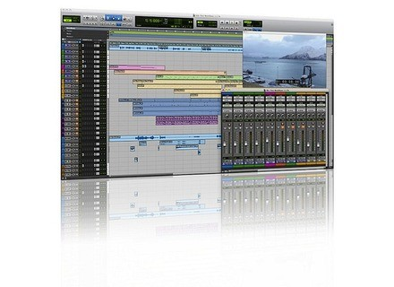 Digidesign Protools HD 9