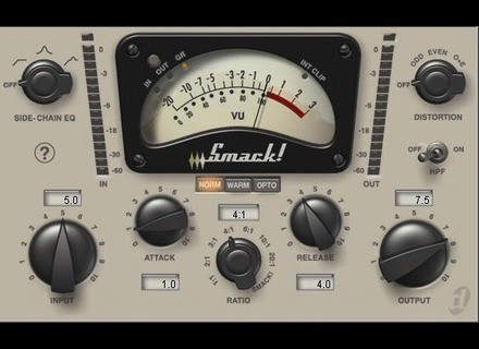 Digidesign Smack Le