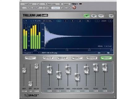 Digidesign TL Space TDM