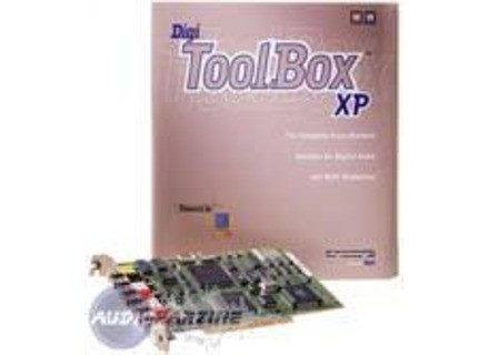 Digidesign ToolBox XP