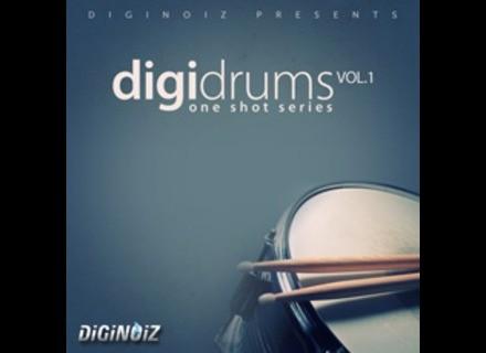 Diginoiz DIGI DRUMS Vol.1