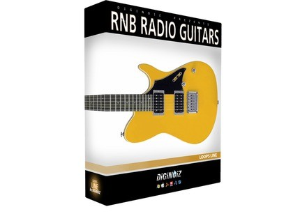 Diginoiz R&B Radio Guitars