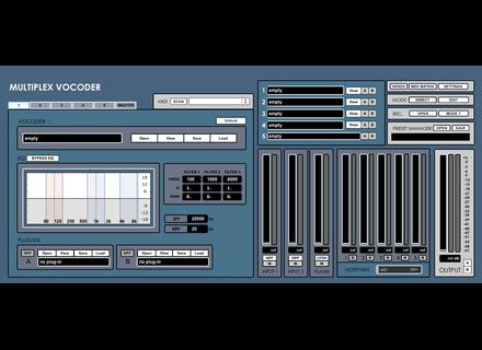 Digital Brain Instruments Multiplex Vocoder 2