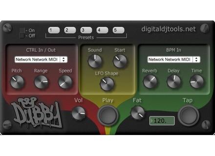 Digital DJ Tools Dubby