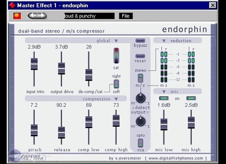 Digital Fish Phones Endorphin [Freeware]