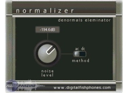 Digital Fish Phones Normalizer [Freeware]
