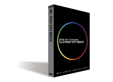 Digital Redux Phat City Beatz