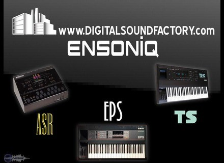 Digitalsoundfactory Ensoniq Libraries