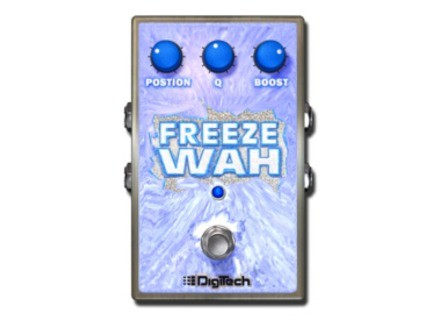 DigiTech Freeze Wah
