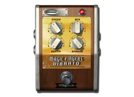 DigiTech Magic Fingers Vibrato