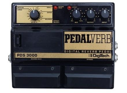 DigiTech PDS 3000 PedalVerb