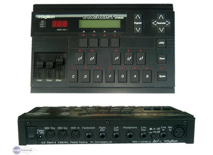 DigiTech Vocalist VHM5