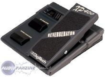 DigiTech XP400 Reverberator