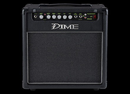 Dime Amplification Blacktooth