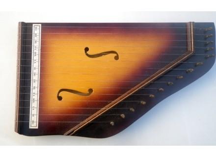 Dipano Cithare 2 octaves à 15 cordes