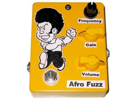 Dirty Boy Pedals Afro Fuzz