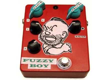 Dirty Boy Pedals Fuzzy Boy
