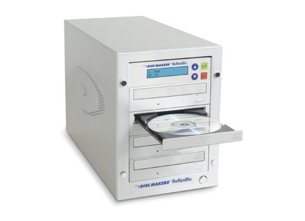 Disc Makers ReflexBlu 4
