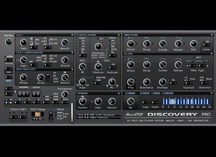 DiscoDSP Discovery Pro 6