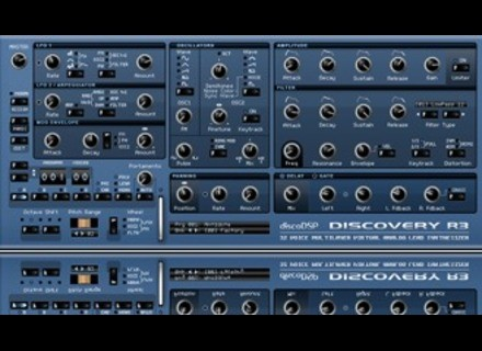 DiscoDSP Discovery Pro R3