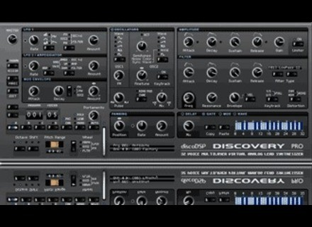 DiscoDSP Discovery Pro R5