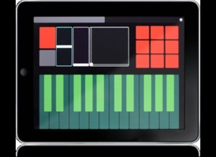 DiscoDSP KeyPad
