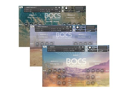 Divergent Audio Group Boards of Canada Synthesis (BOCS)