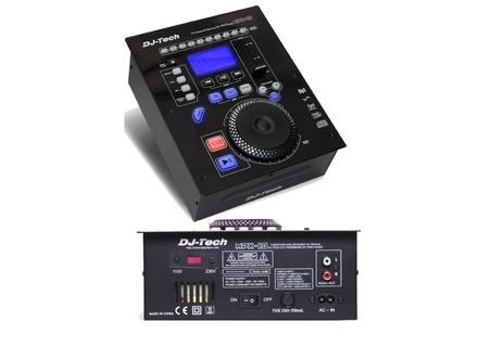 DJ-Tech MPX10 MP3