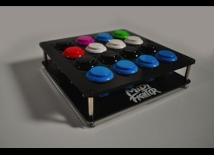 DJ Techtools Midi-Fighter