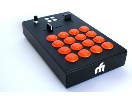 DJ Techtools Midi-Fighter Pro