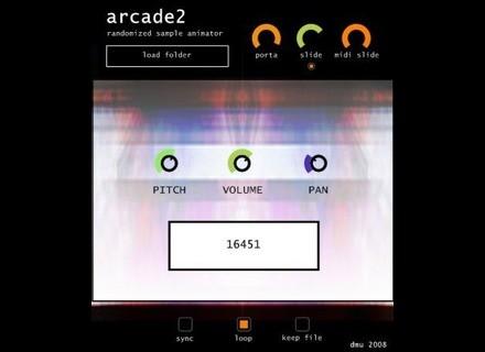 Dmu Audio arcade2 [Freeware]