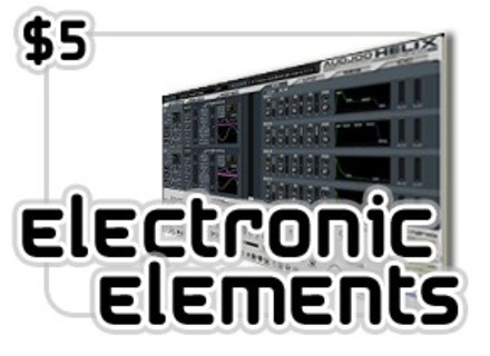 DNR Collaborative Electronic Elements Volume 1