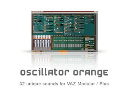 DNR Collaborative Oscillator Orange