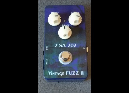 Doc Music Station Vintage Fuzz 2 2SA202