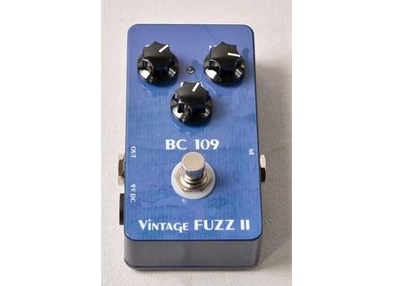 Doc Music Station Vintage Fuzz 2 BC109