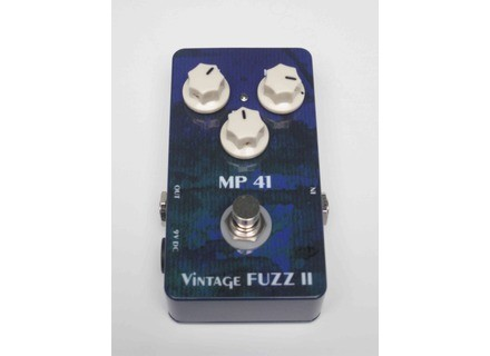 Doc Music Station Vintage Fuzz 2 MP41