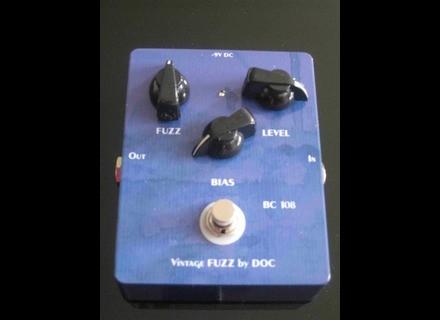Doc Music Station Vintage Fuzz BC108