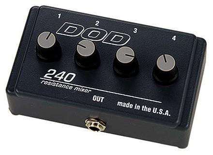 DOD 240 Resistance Mixer