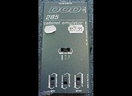 DOD 285 Cabinet Emulator