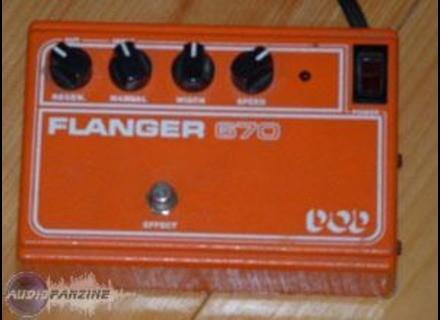 DOD 670 Flanger